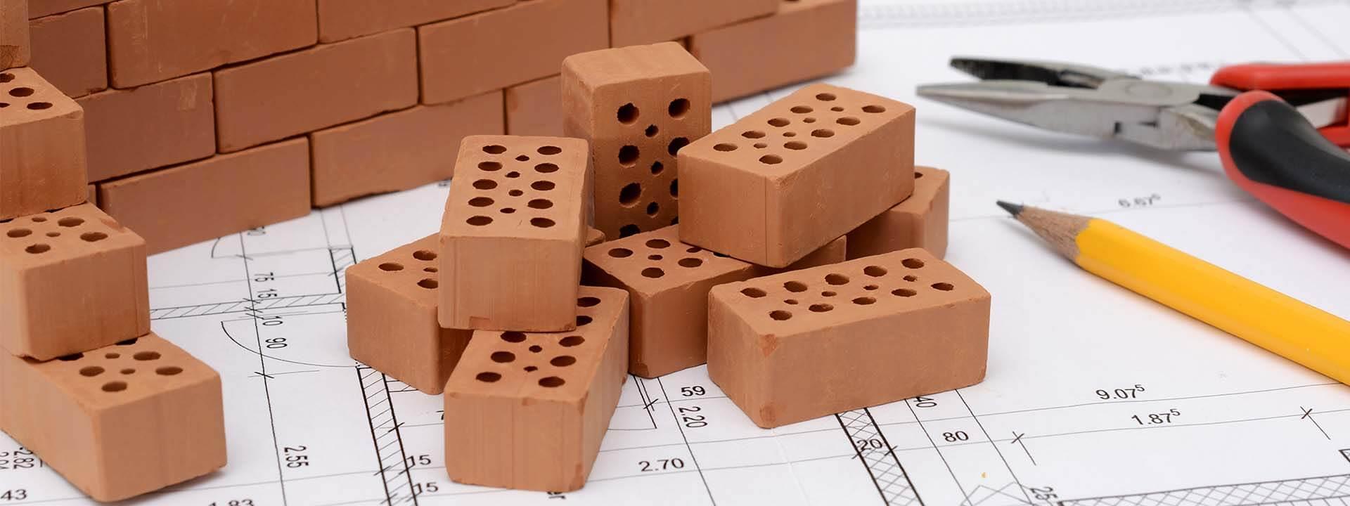 Wir beraten und unterstützen beim Bauen.